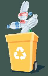 plast-avfall